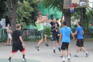 здравословният начин - баскетбол