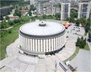 Международен баскетболен камп зала Орловец