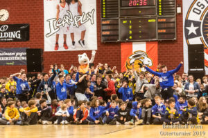 Великденски баскетболен турнир