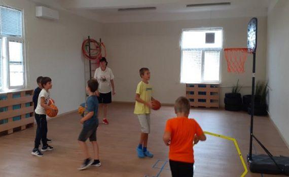 Специални деца треньор