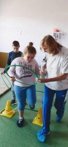 Специалните деца тренировка