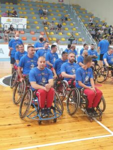 Първи международен турнир